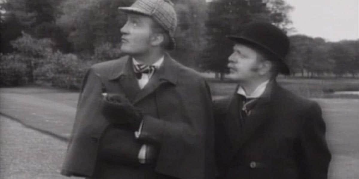 Sherlock Holmes - Lo sceneggiato - S2E1 - L'ultimo dei Baskerville - Video  - RaiPlay