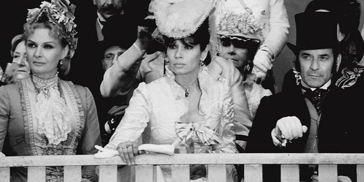 Anna Karenina con Lea Massari