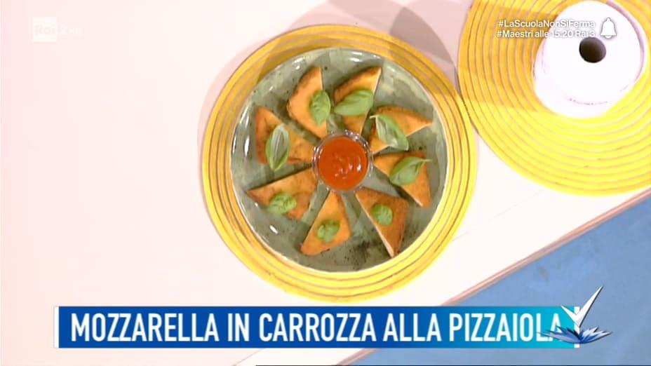 Detto Fatto - S2019/20 - Matteo Torretta - Mozzarella in ...