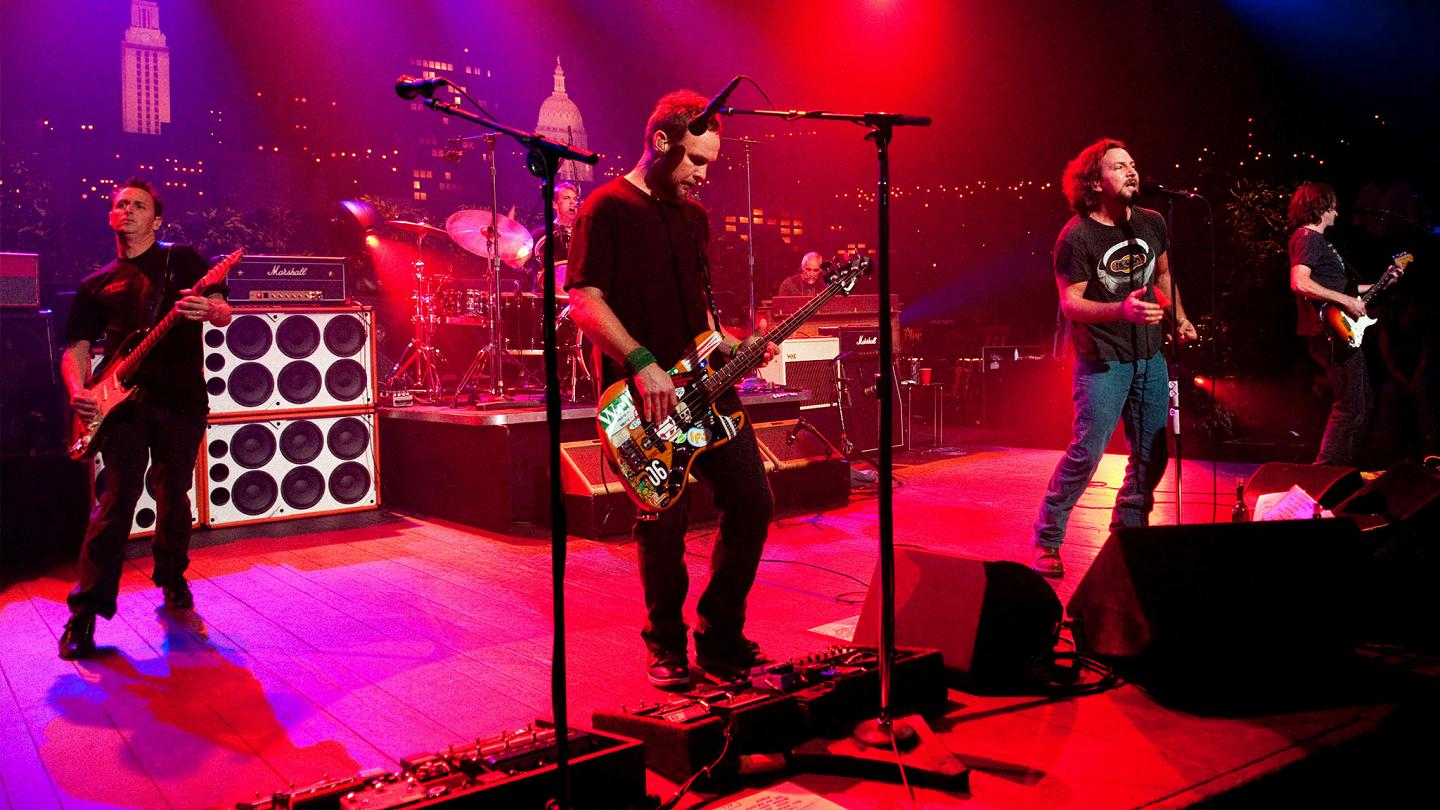 Rock Legends: Pearl Jam - RaiPlay
