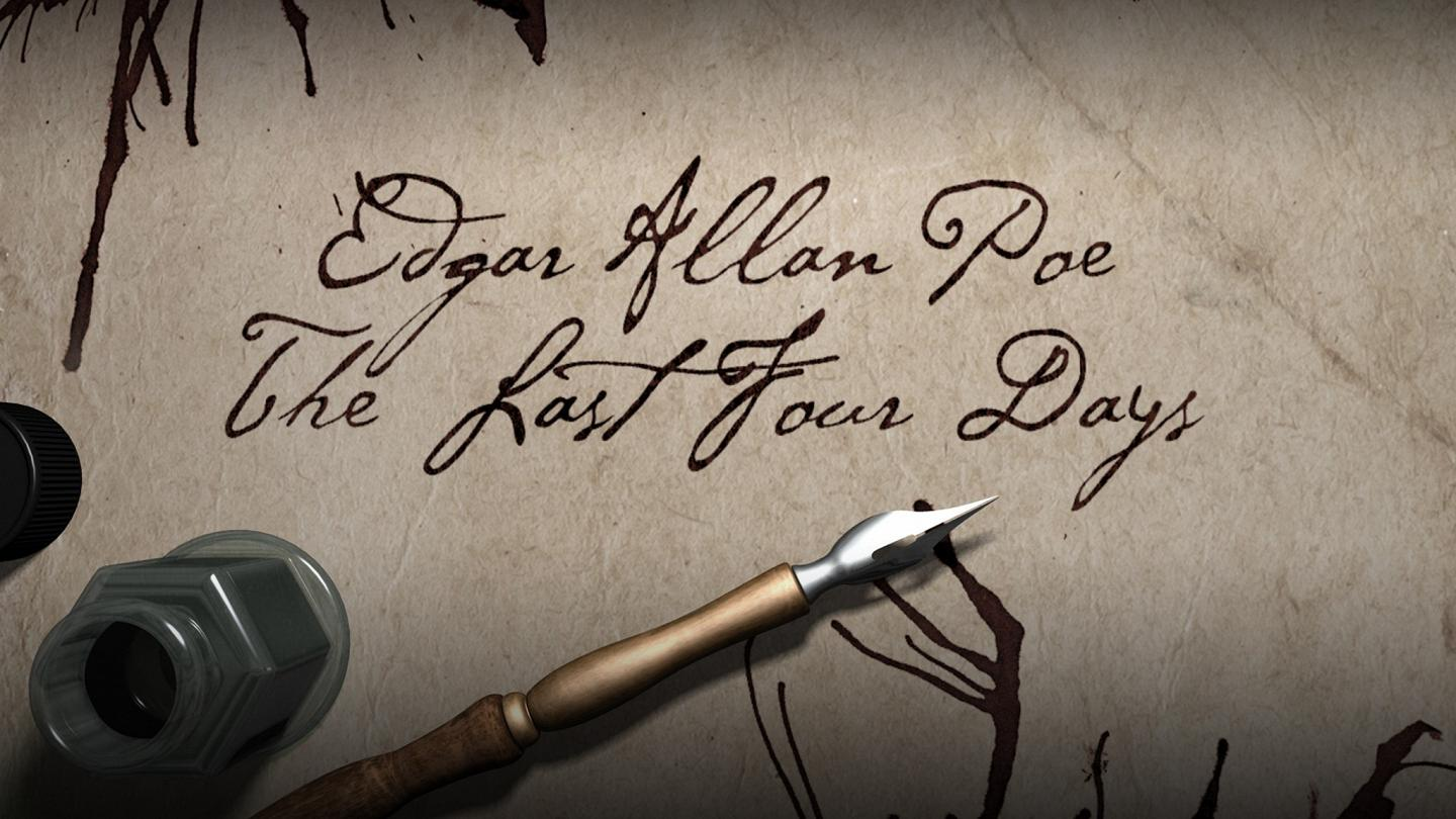 Edgar Allan Poe - The last four days - RaiPlay