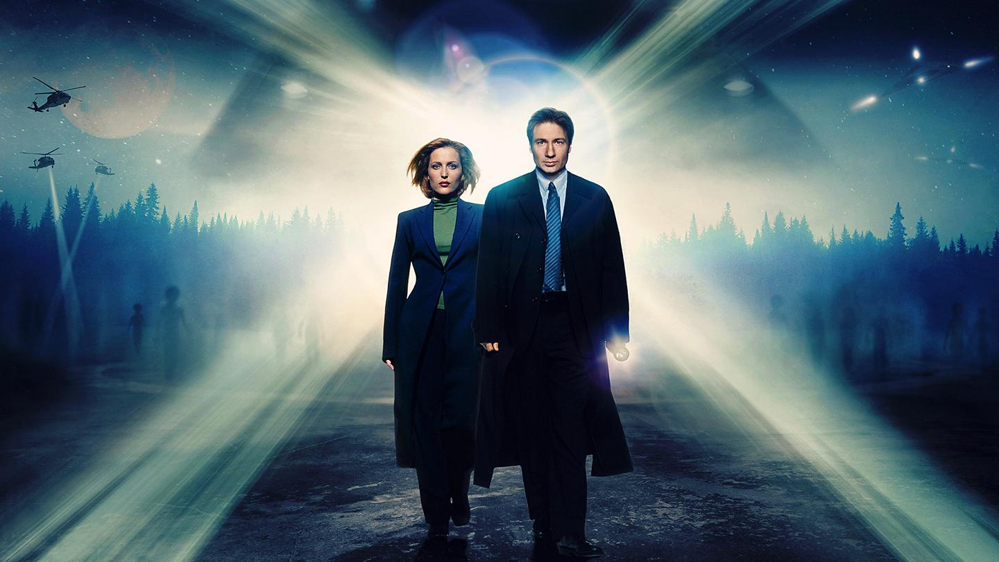 X Files - RaiPlay