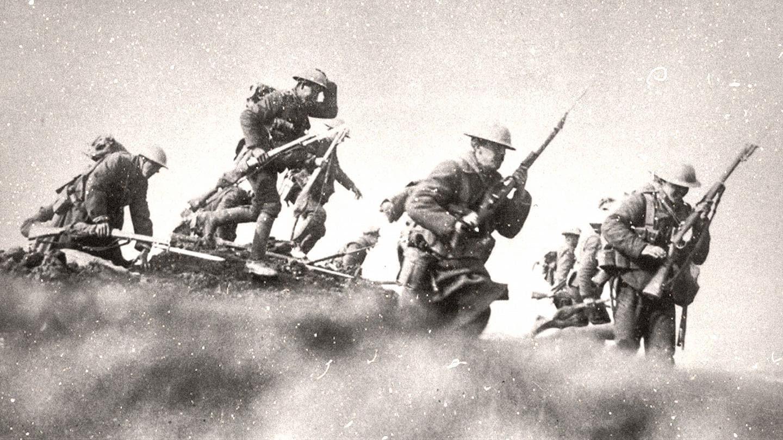 Apocalypse La Prima Guerra Mondiale Raiplay