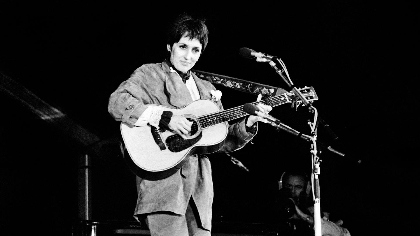 Joan Baez Live in 1966 - RaiPlay