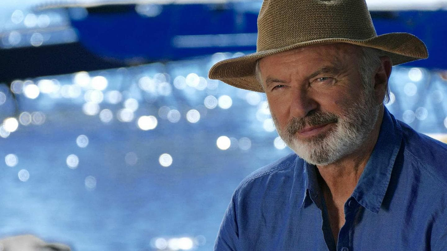 Pacific with Sam Neill - RaiPlay