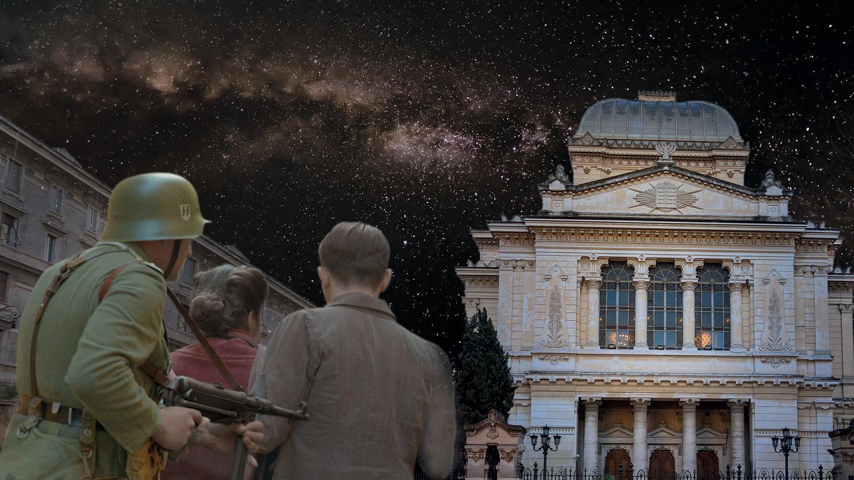Un Cielo Stellato Sopra Il Ghetto Di Roma Raiplay