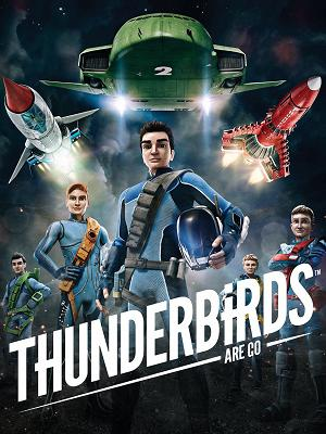 Thunderbirds Are Go! - RaiPlay