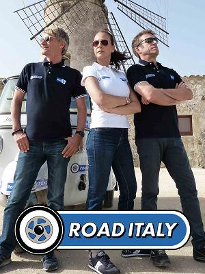 Road Italy - RaiPlay