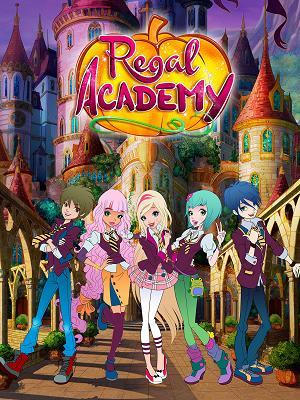 Regal Academy - RaiPlay