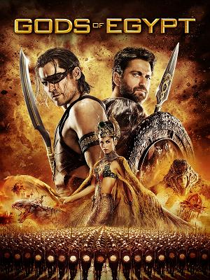 Gods of Egypt - RaiPlay
