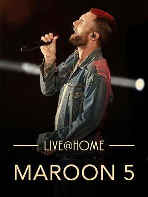 Live@Home: Maroon 5 - RaiPlay