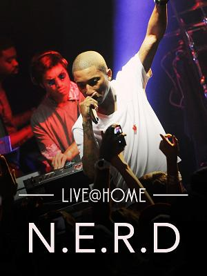 Live@Home: N.E.R.D. - RaiPlay