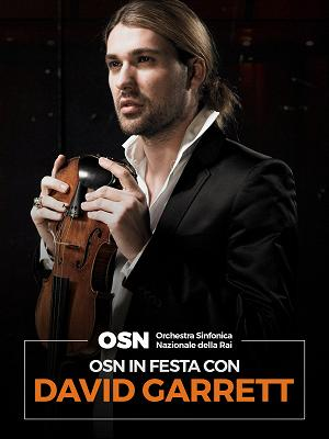 OSN in festa con David Garrett - RaiPlay