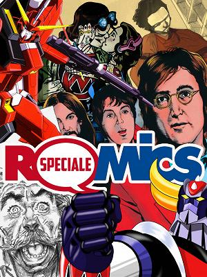 Speciale Romics - RaiPlay