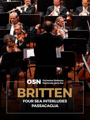 Britten: Four Sea Interludes-Passacaglia - RaiPlay