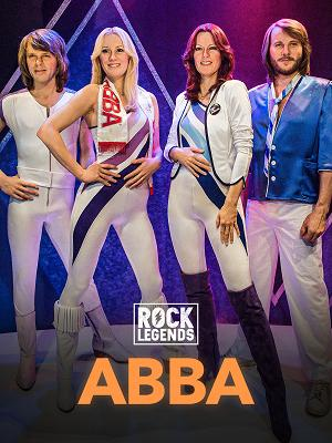 Rock Legends: Abba - RaiPlay