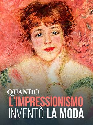 Risultato immagini per quando l'impressionismo inventò la moda