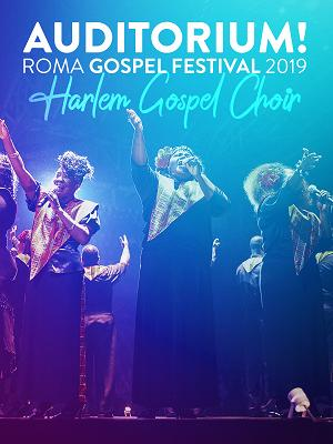 Roma Gospel Festival 2019 - Harlem Gospel Choir - RaiPlay