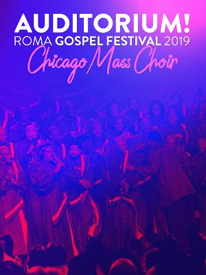 Roma Gospel Festival 2019 - Chicago Mass Choir - RaiPlay