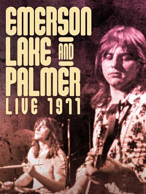 Emerson, Lake & Palmer Live in 1971 - RaiPlay