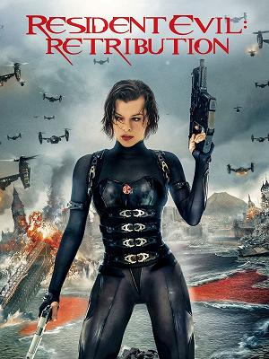 Resident Evil - Retribution - RaiPlay