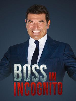 Boss in incognito - RaiPlay