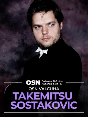 Osn Valcuha Takemitsu Sostakovic - RaiPlay