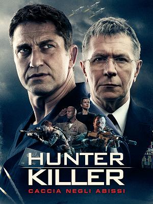 Hunter Killer - RaiPlay