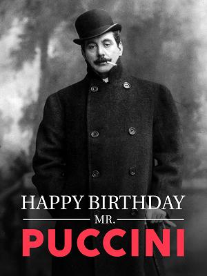 Happy Birthday Mr. Puccini - RaiPlay