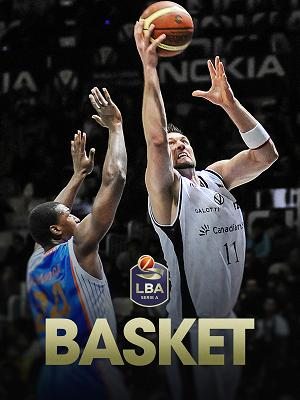 Basket: Serie A - RaiPlay