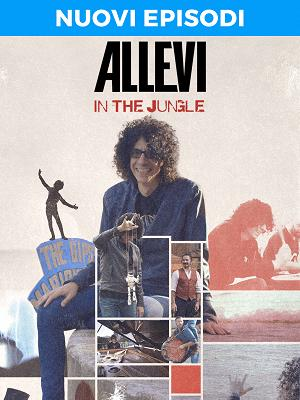 Allevi in the Jungle - RaiPlay