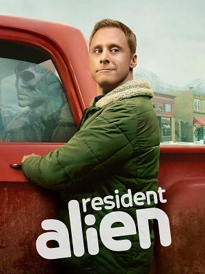 Resident Alien - RaiPlay