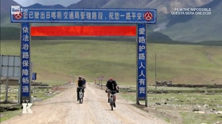 Il Tibet in bicicletta - RaiPlay