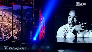 Martin Luther King - Visionari del 12/05/2014 - RaiPlay