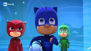 PJ Masks - Catboy's Tricky Ticket - S1E21 - RaiPlay