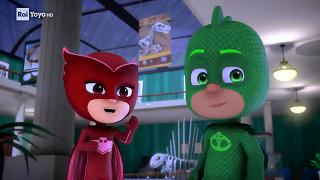 PJ Masks - Looking After Gekko - S1E23 - RaiPlay