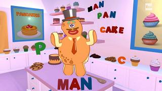 Fumbles Shorts Activity - S1E7 - L'omino frittella - Man cake - RaiPlay