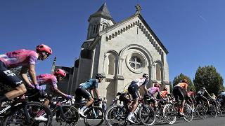 Tour de France 2020 - 11a tappa: Chatelaillon Plage - Poitiers - RaiPlay