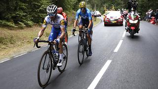 Tour de France 2020 - 13a tappa: Chatel Guyon - Puy Mary Cantal - RaiPlay