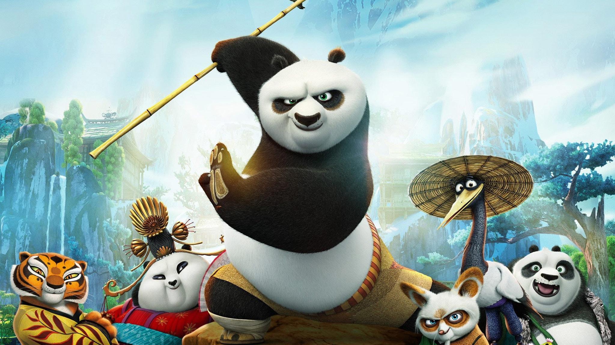 Rai Gulp Kung Fu Panda - S1E1