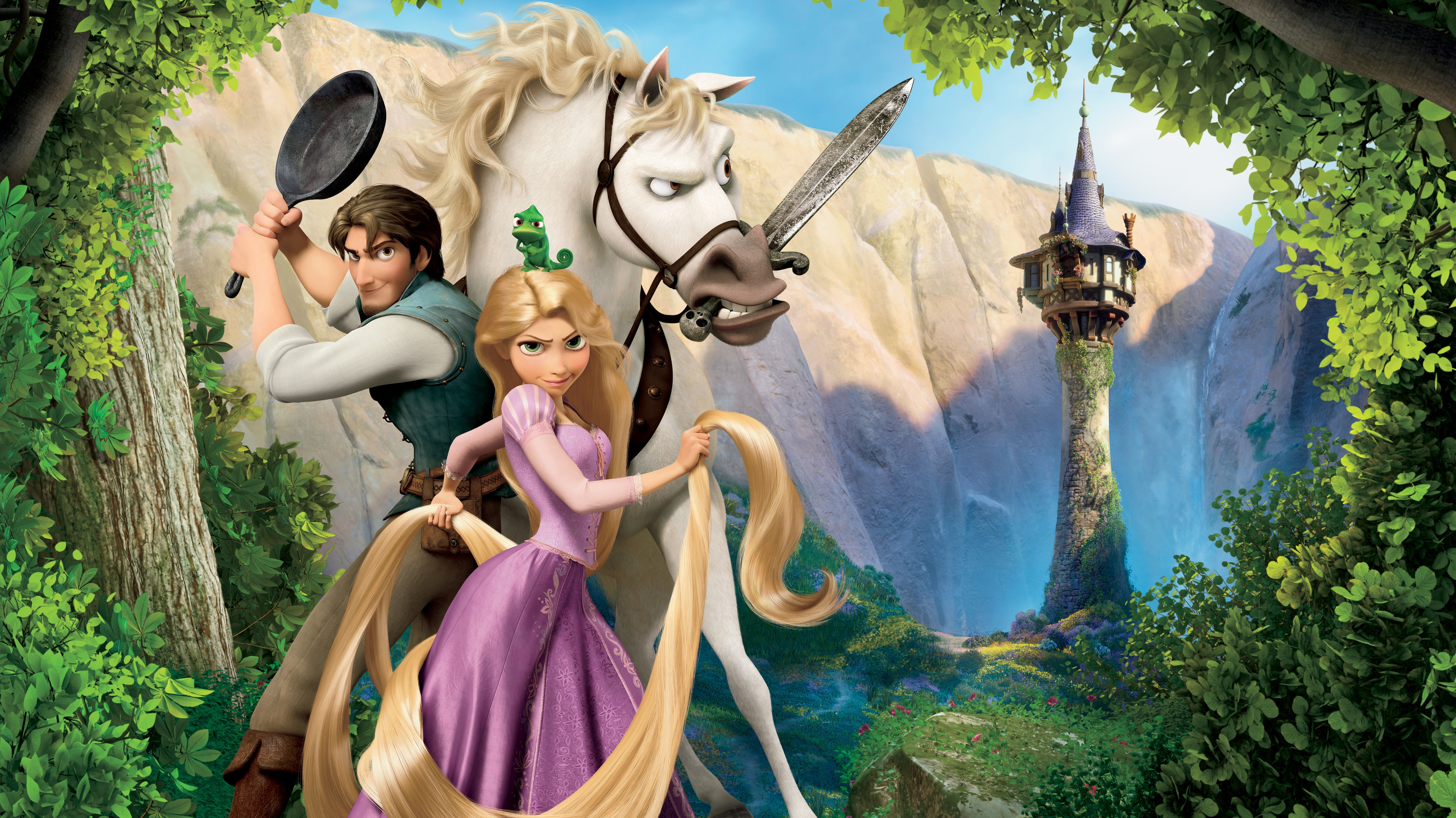 Rai Gulp Rapunzel - S1E21