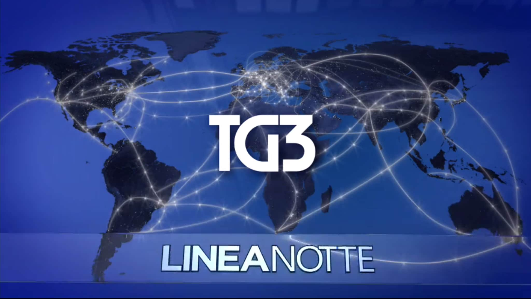 Rai 3 TG3 Linea notte estate