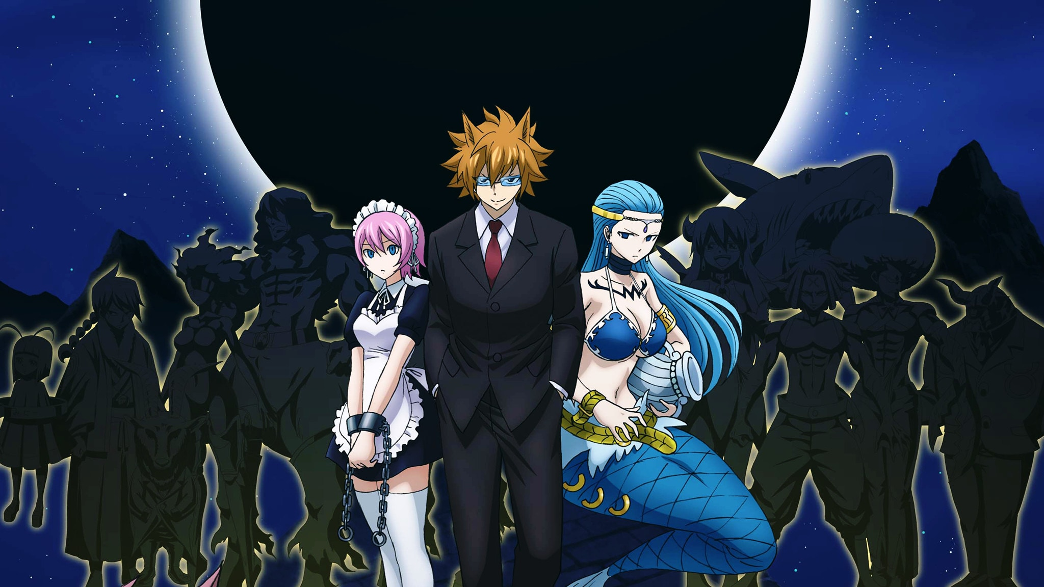 Rai Gulp Fairy Tail - S1E49