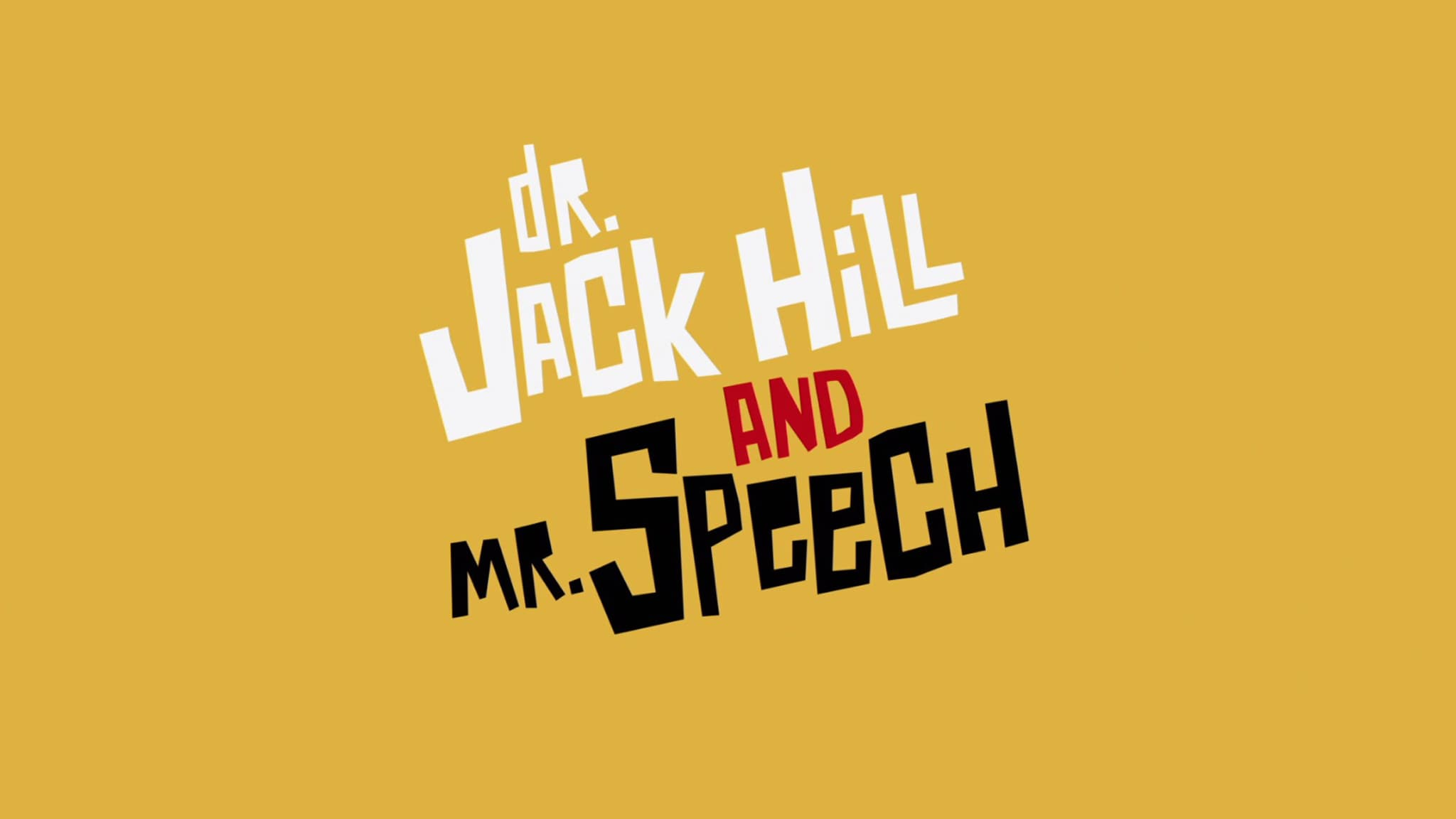 Rai Scuola Inglese Dr. Jack Hill and Mr. Speech St. 2 Ep.7 Poetic License