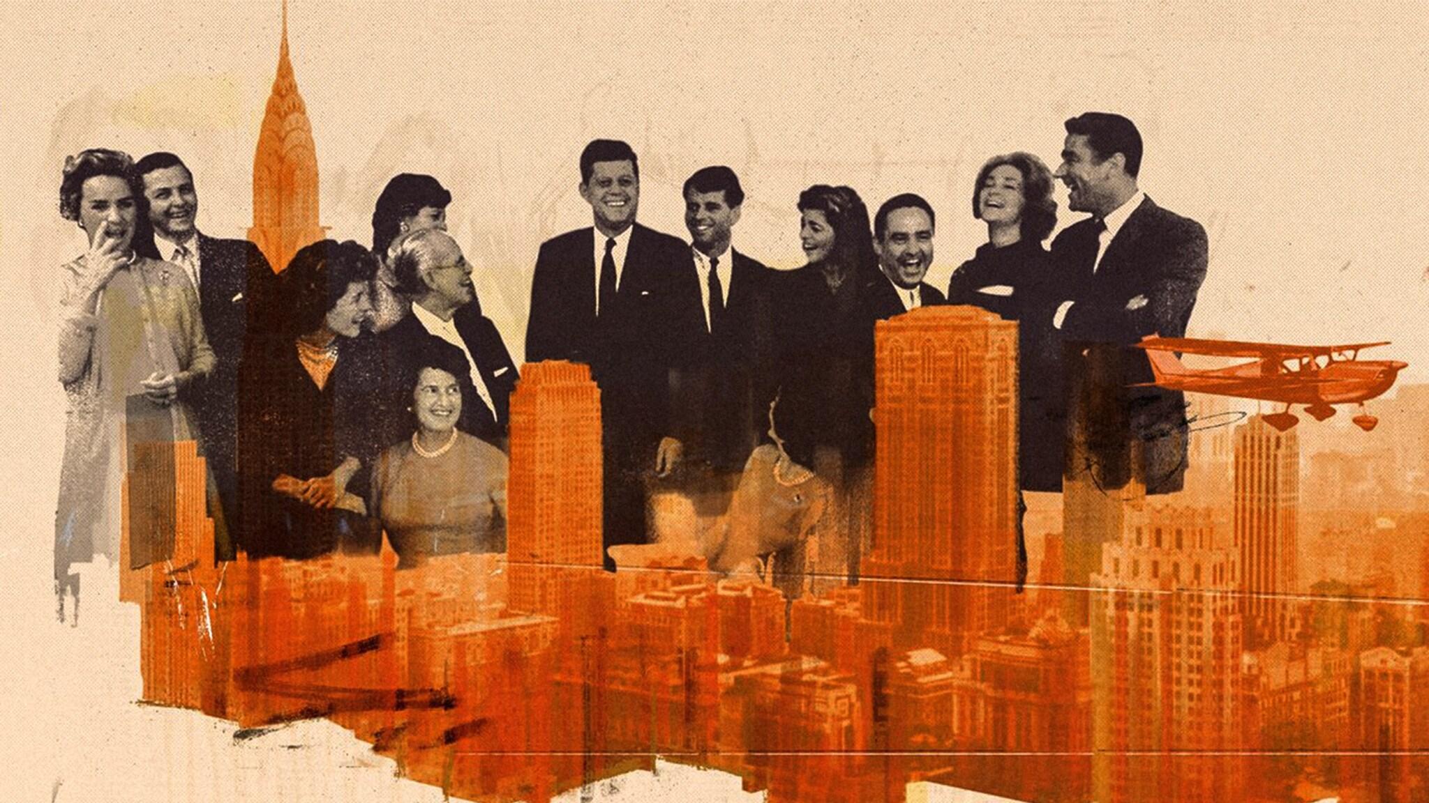 Rai Storia I Kennedy Segreti di famiglia