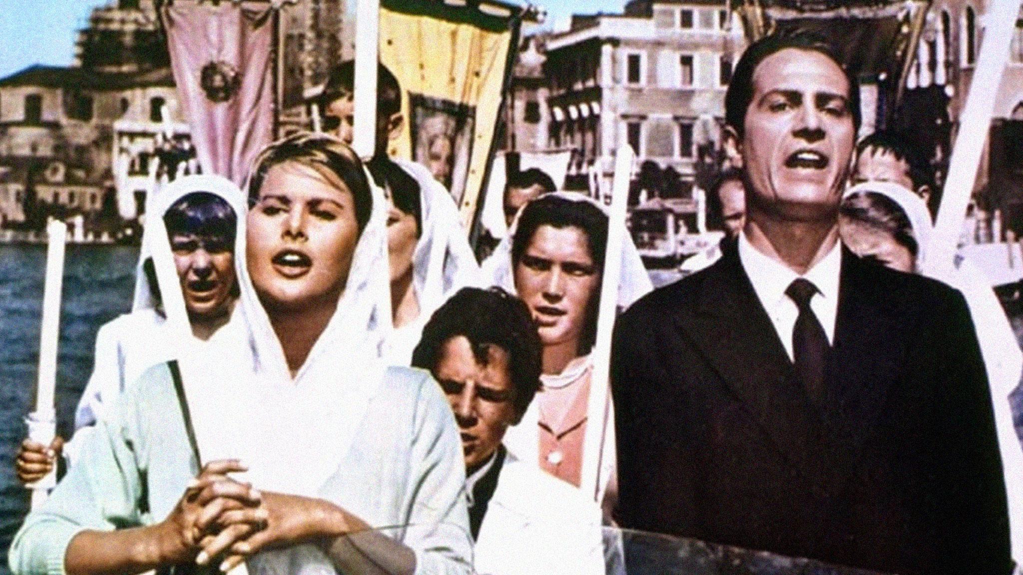Rai Movie Venezia, la luna e tu