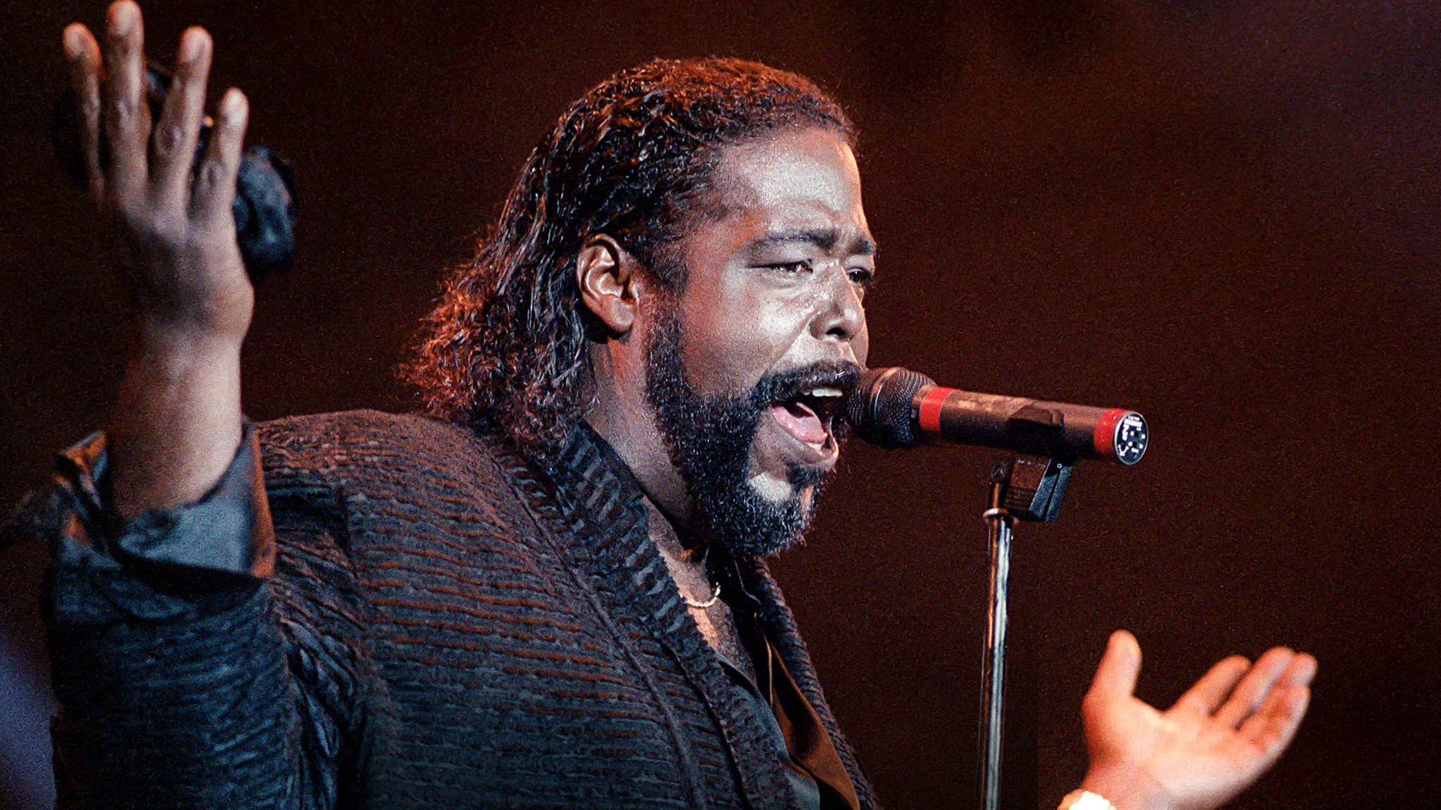 Rai 5 Barry White - Let The Music Play