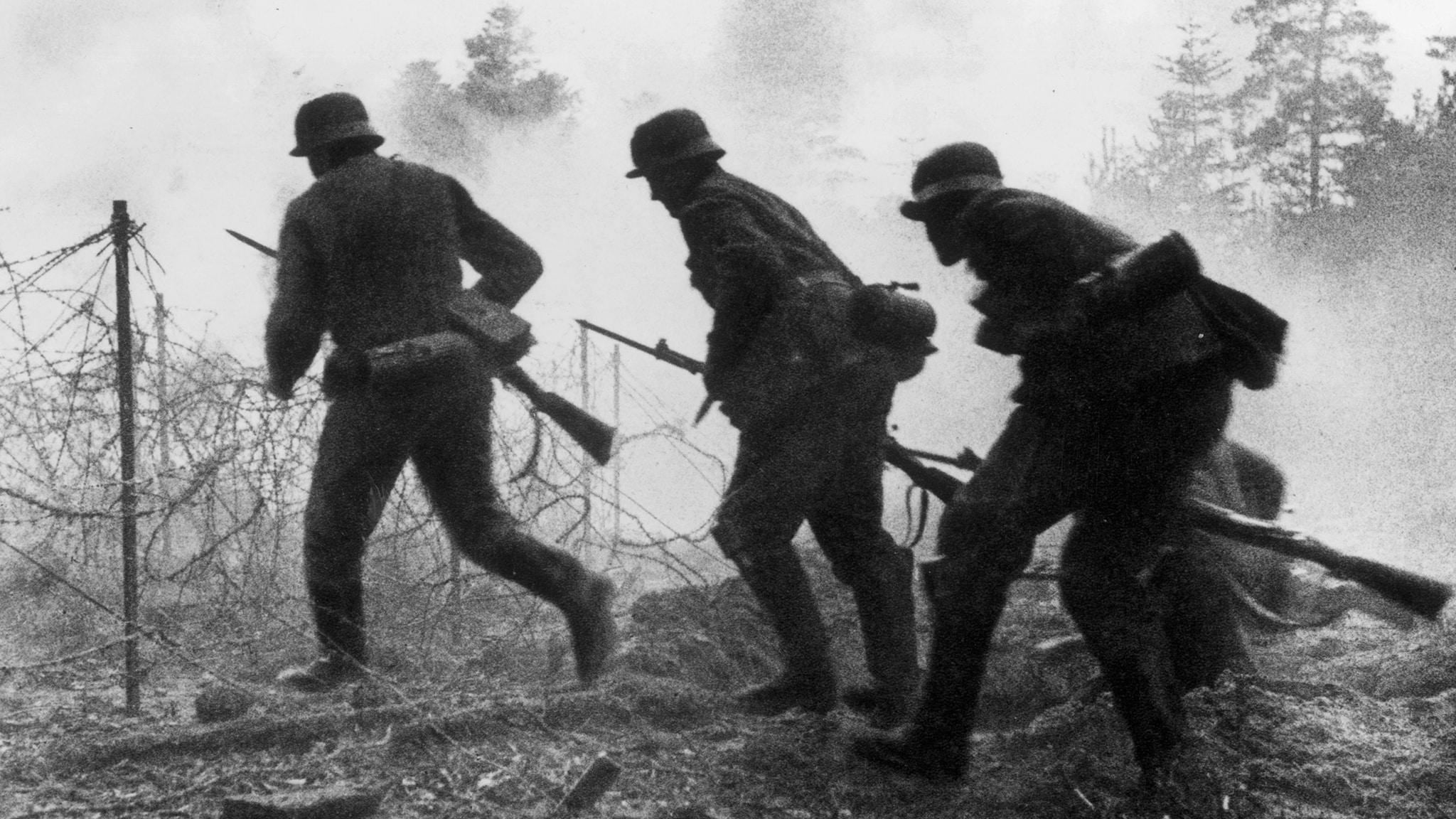 Rai Storia 1939-1945. La II Guerra Mondiale - L'Italia in guerra