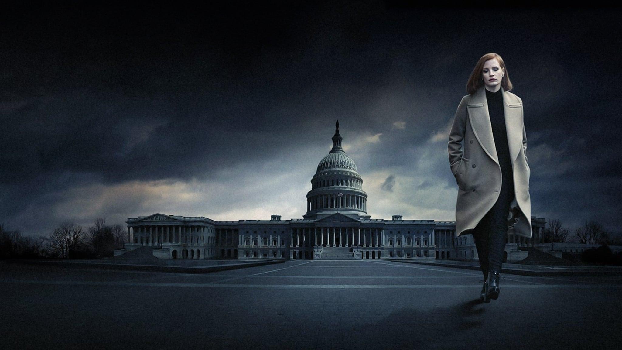 Rai Movie Miss Sloane - Giochi di potere
