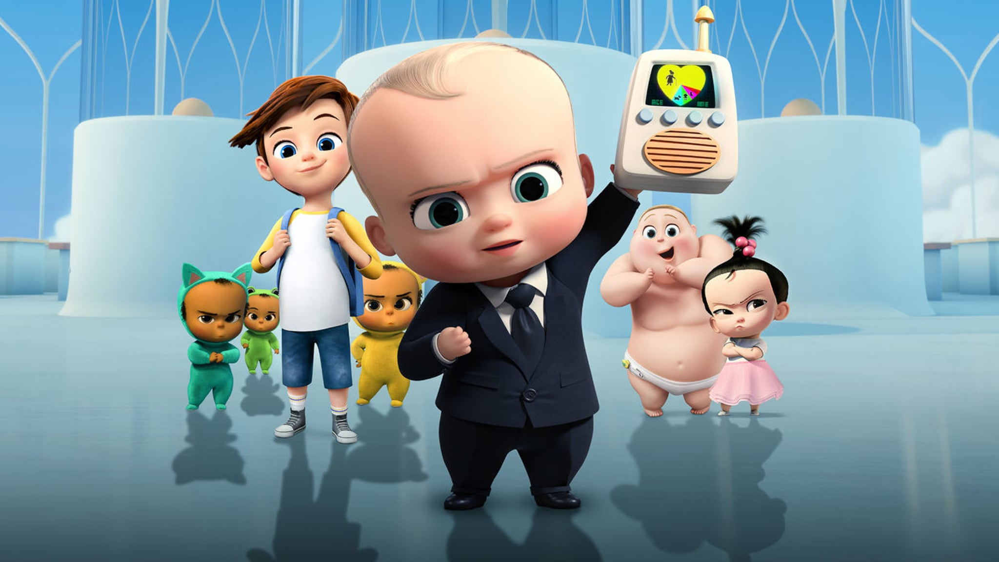 Rai Gulp Baby Boss di nuovo in affari - S1E15 - Ragazzini Fichissimi Inc.